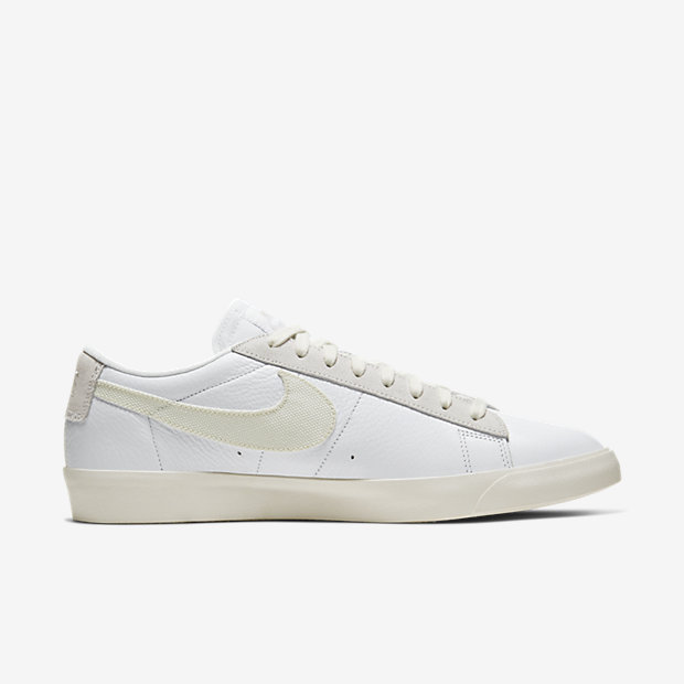 Blazer Low Leather White Sail (ブレーザー) [2]