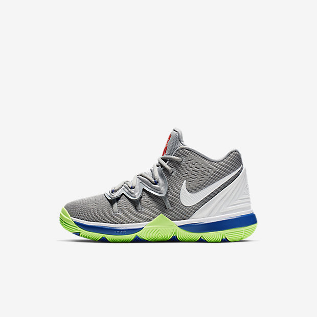 Kyrie 5 Wolf Grey Lime Blast (PSサイズ)