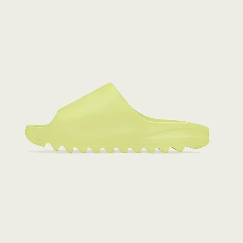 Yeezy Slide Glow Green [2]