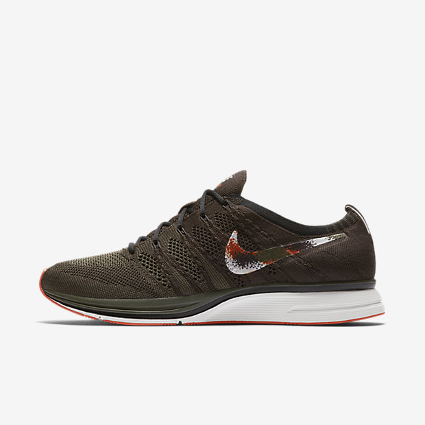 Flyknit Trainer Velvet Brown