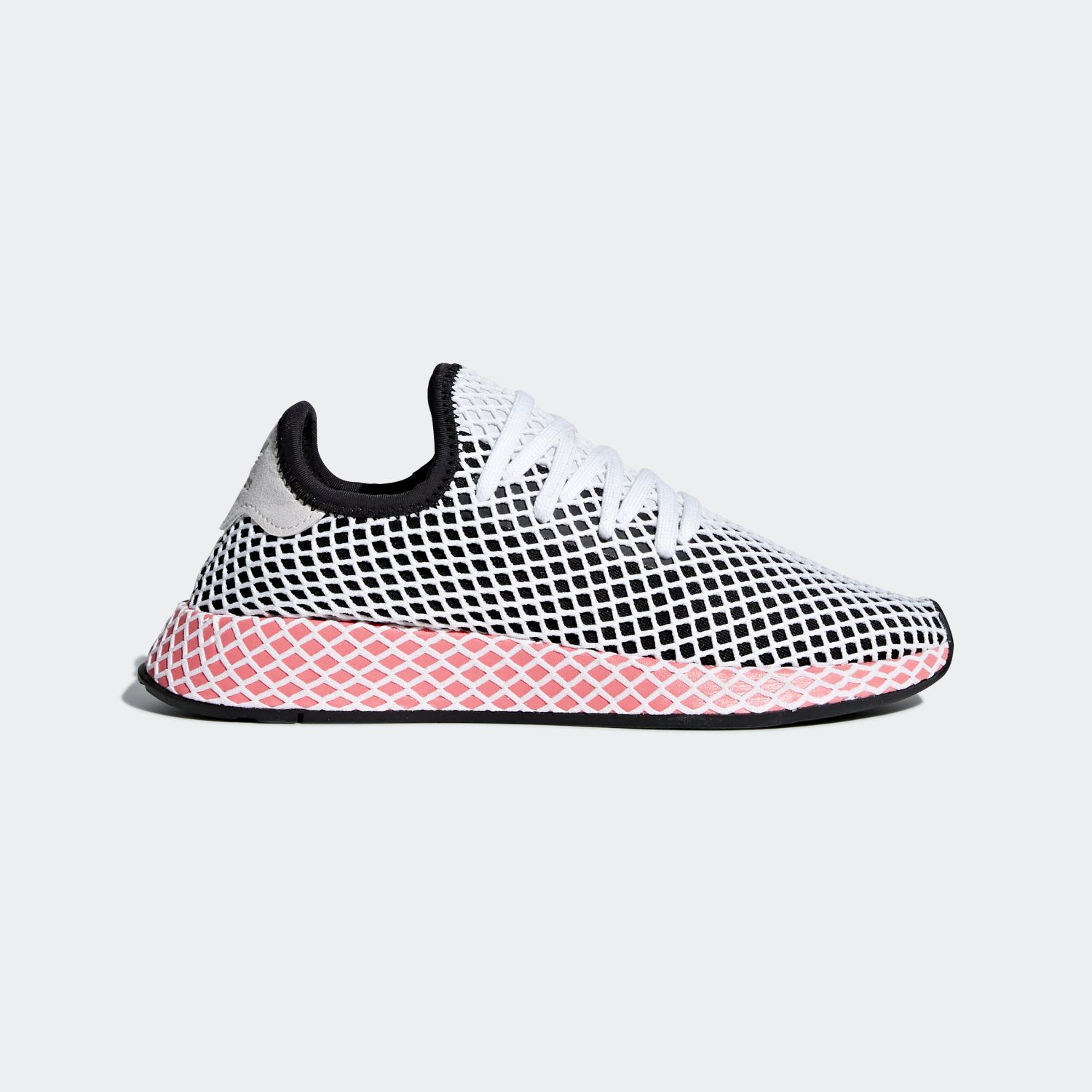 Deerupt Core Black Chalk Pink (ウィメンズ)