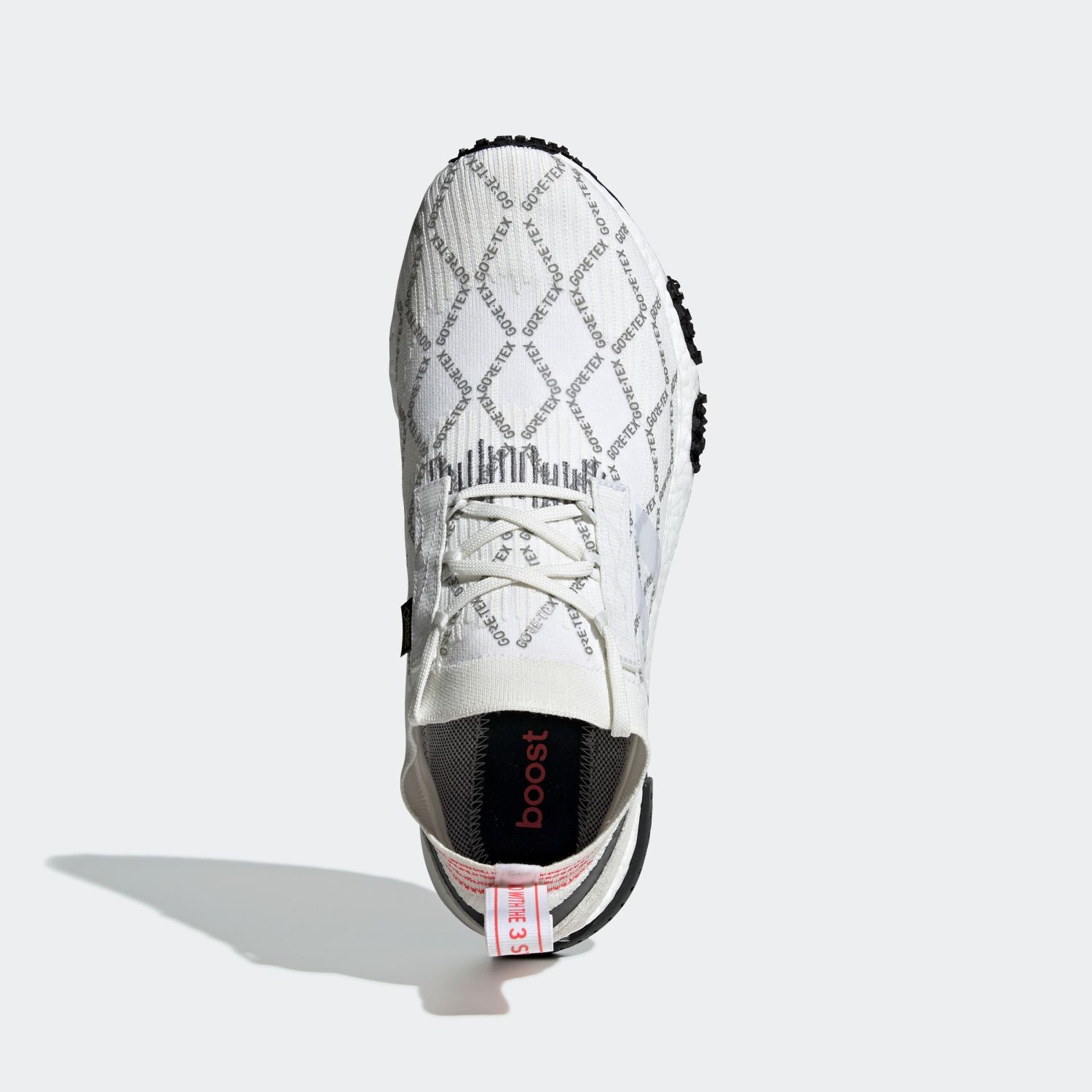 NMD Racer GORE-TEX White [3]