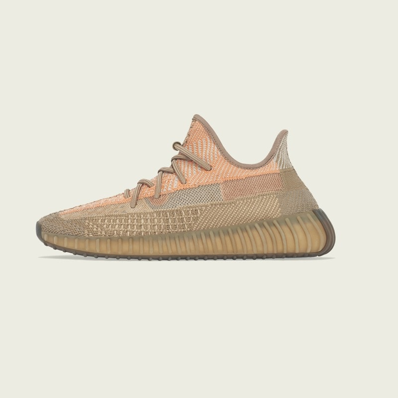 Yeezy Boost 350 V2 Sand Taupe [2]