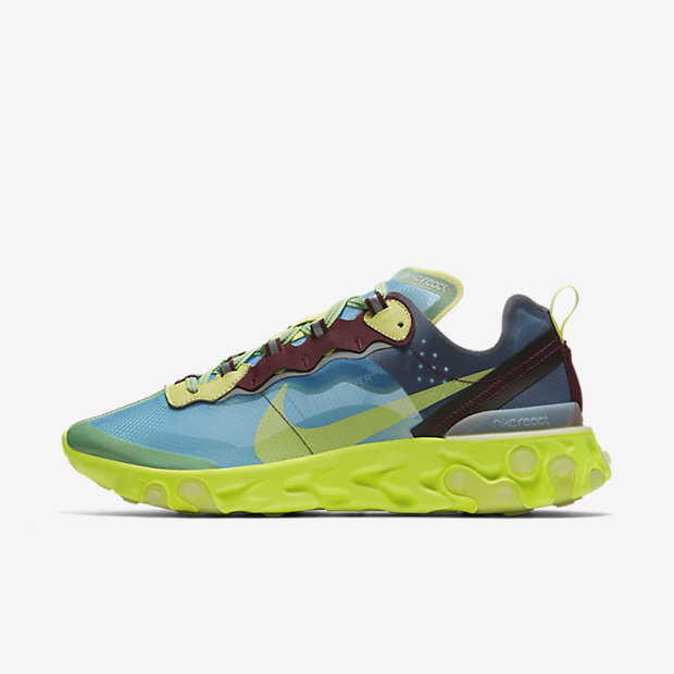 React Element 87 Undercover Lakeside