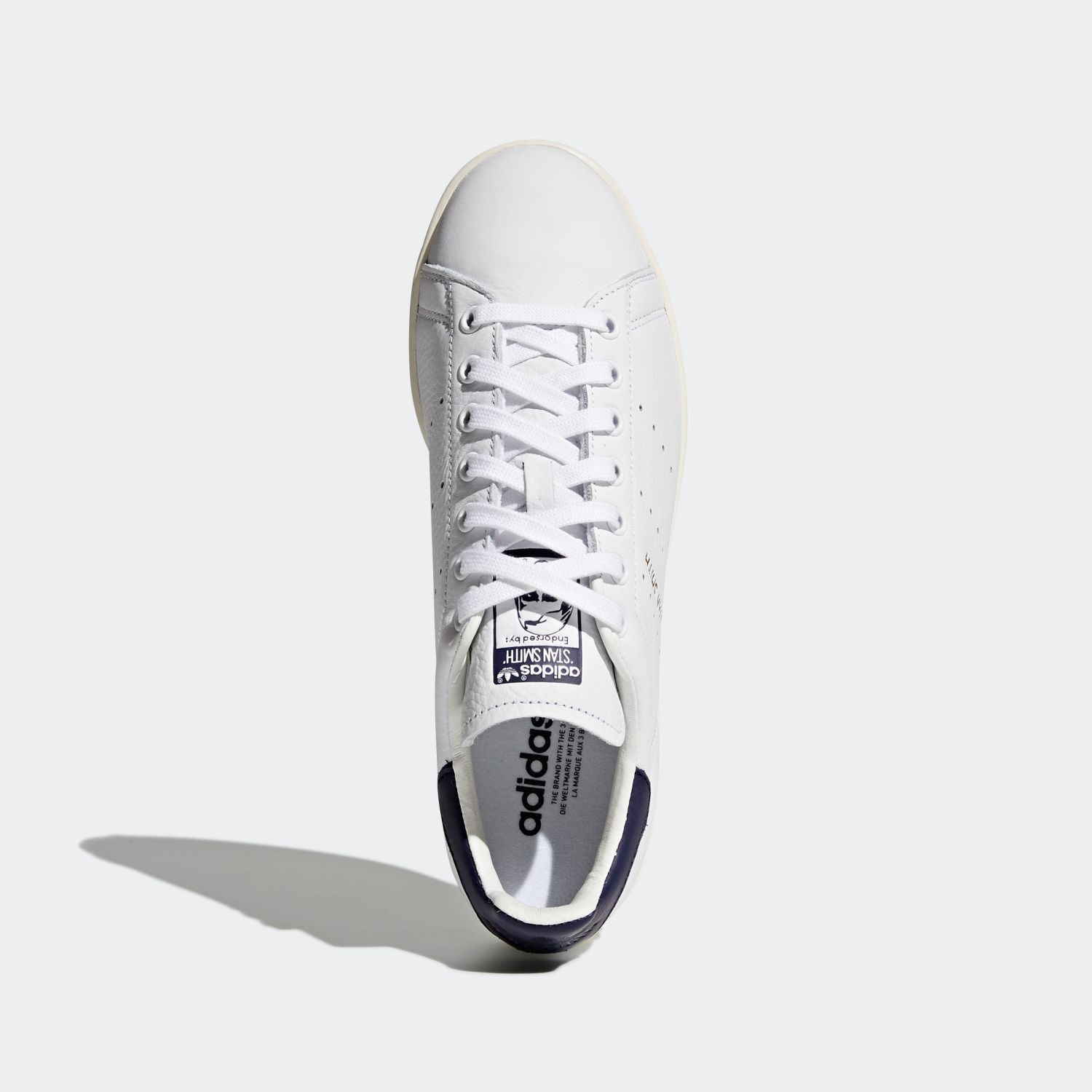Stan Smith White / Noble Ink [3]
