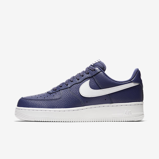 Air Force 1 Low Blue Recall White