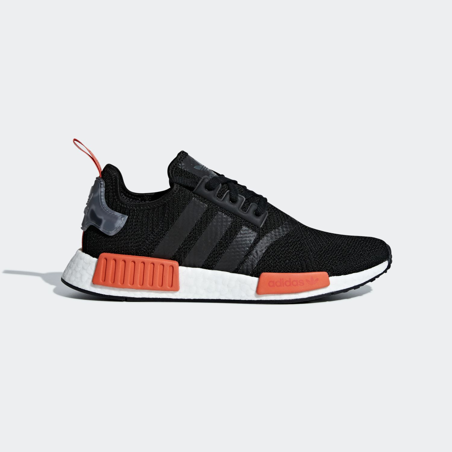 NMD R1 Core Black Raw Amber
