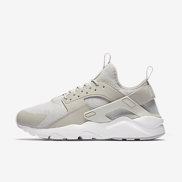 Air Huarache Run Ultra Breathe Pale Grey