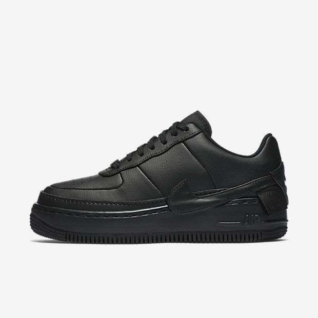 Air Force 1 Jester XX Triple Black (ウィメンズ)