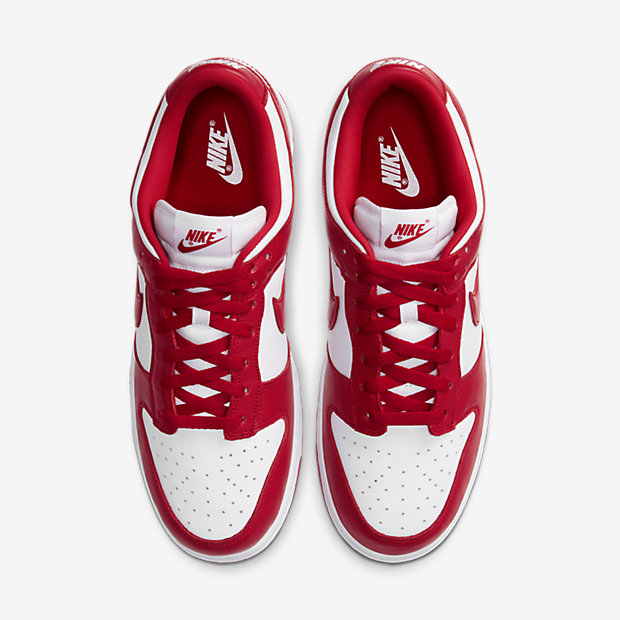"Dunk Low ""University Red"" (2020) [3]"