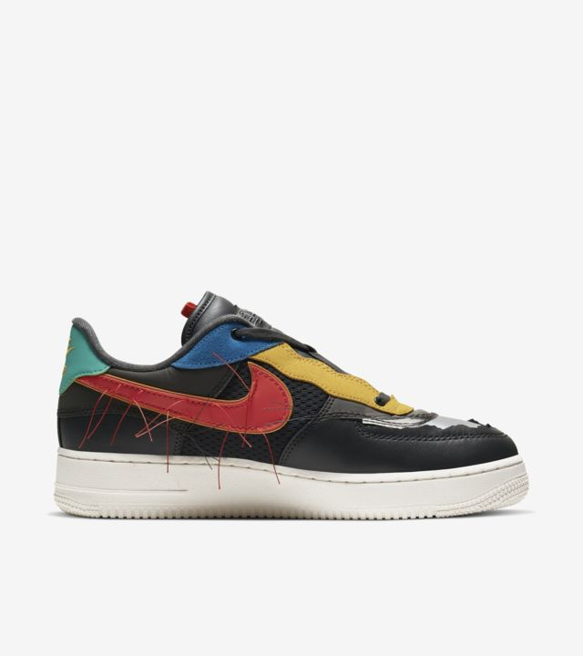 Air Force 1 Low BHM (2020) [2]