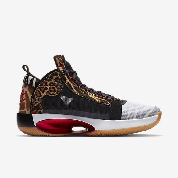 Air Jordan XXXIV Jayson Tatum Welcome To The Zoom [2]