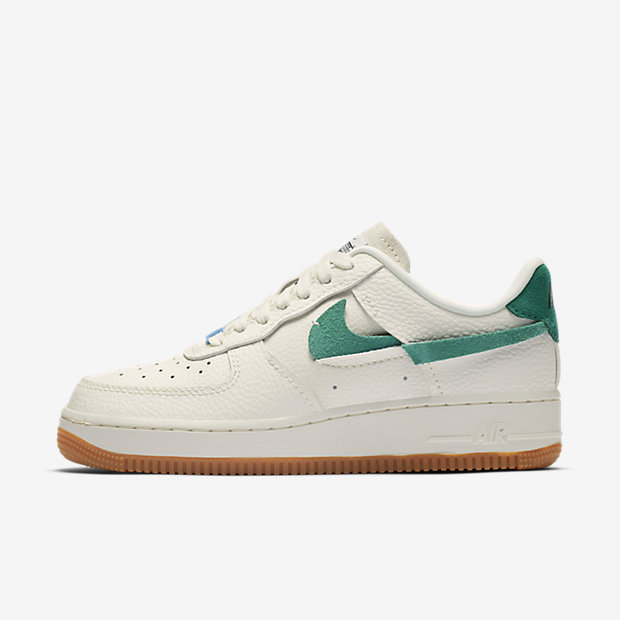 Air Force 1 Vandalized Sail Mystic Green (ウィメンズ)