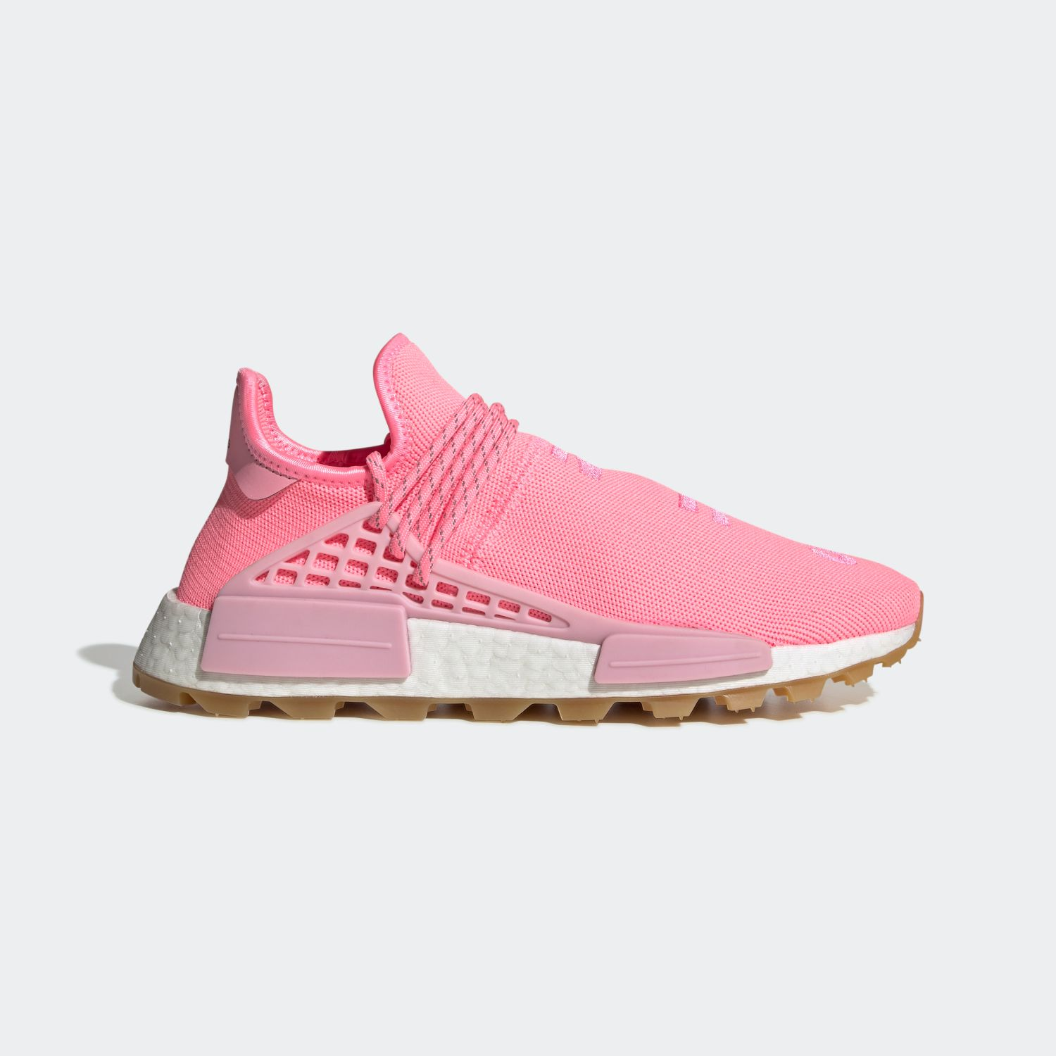 NMD Hu Trail Pharrell Now Is Her Time Light Pink