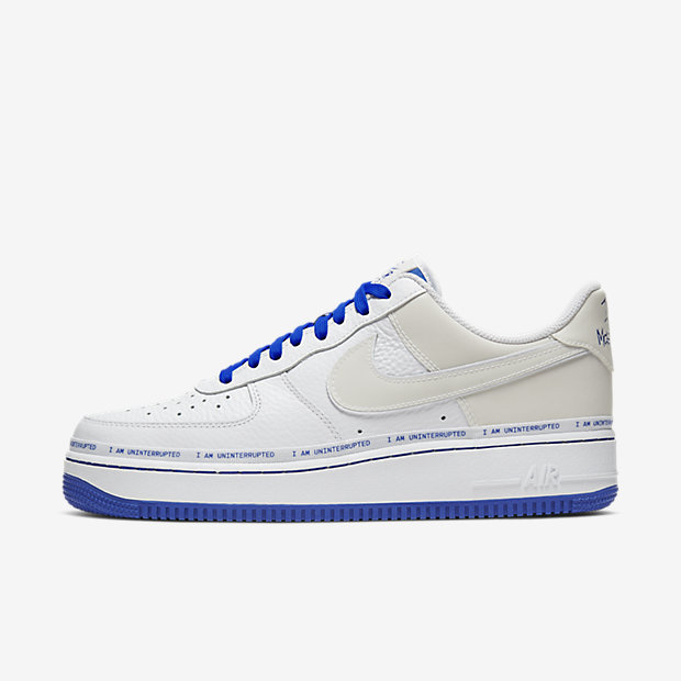 Uninterrupted × Nike Air Force 1 Low [1]