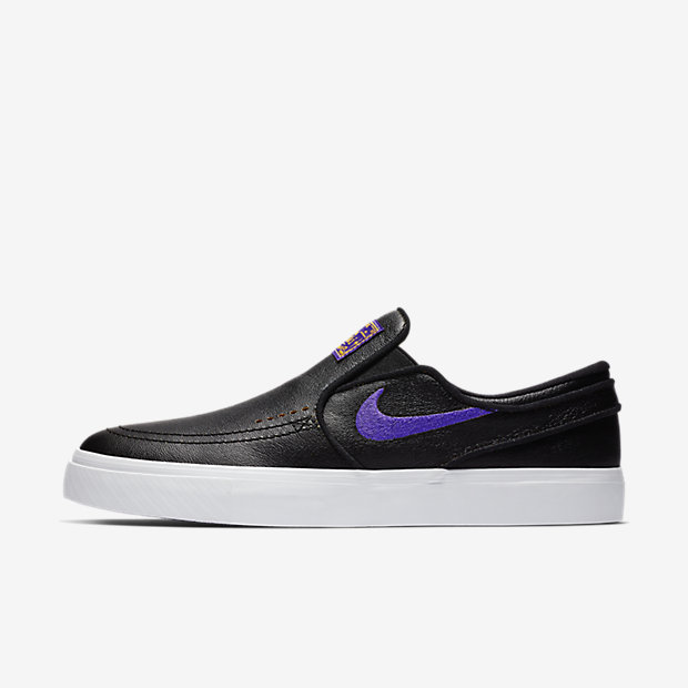 SB Zoom Stefan Janoski Slip NBA Lakers