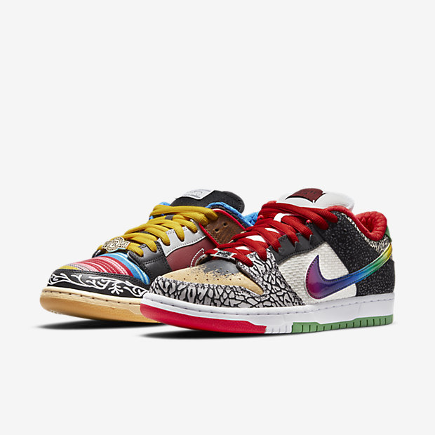 """SB Dunk """"What The Paul"""" [4]"""