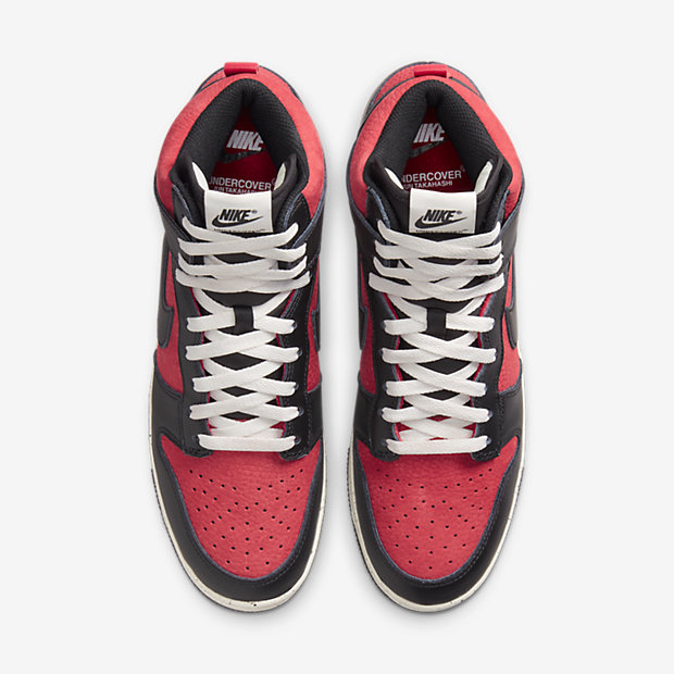 Dunk High 1985 UNDERCOVER Gym Red [3]