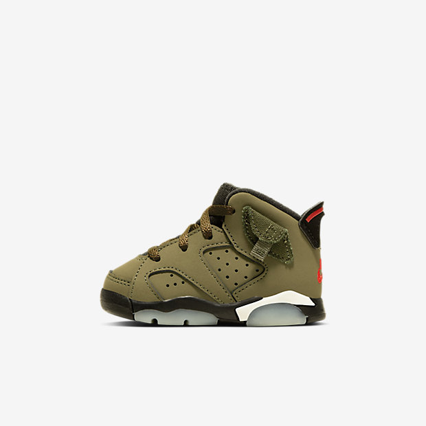 Air Jordan 6 Retro Travis Scott (TDサイズ)