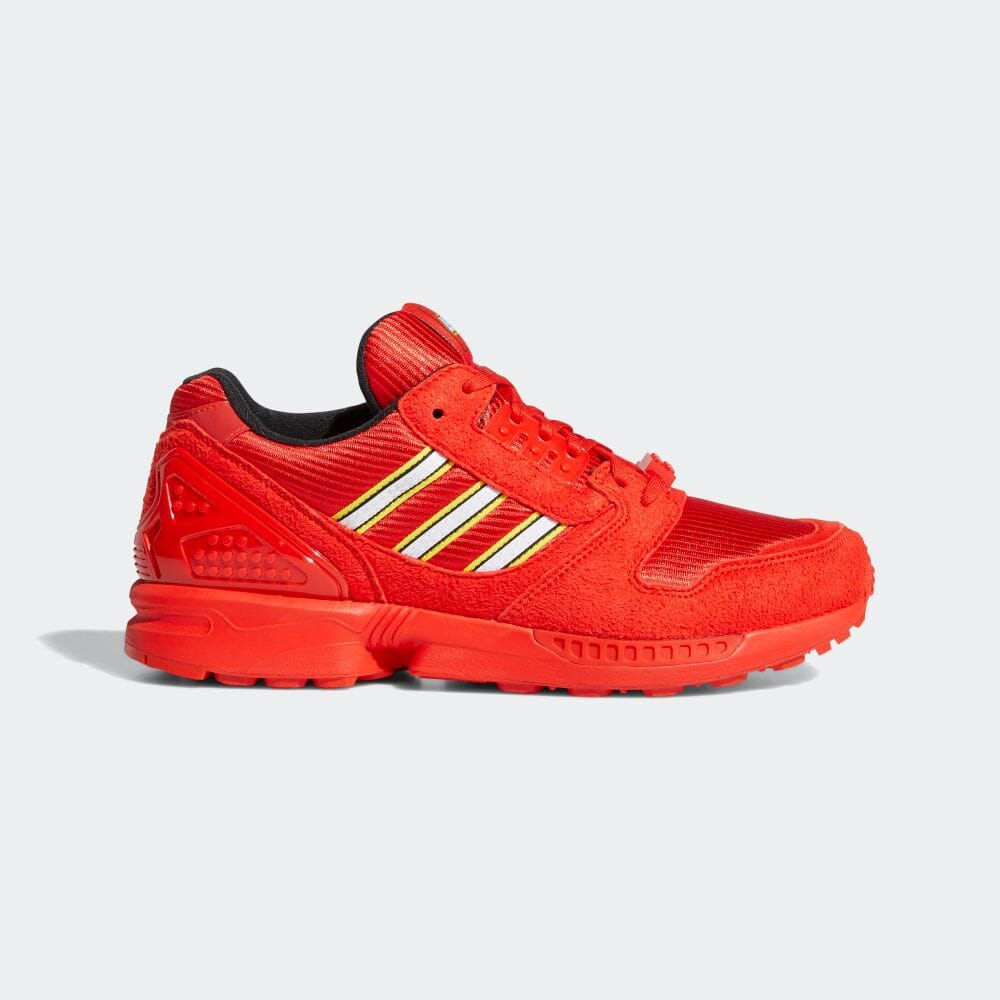 ZX 8000 × LEGO Active Red [1]