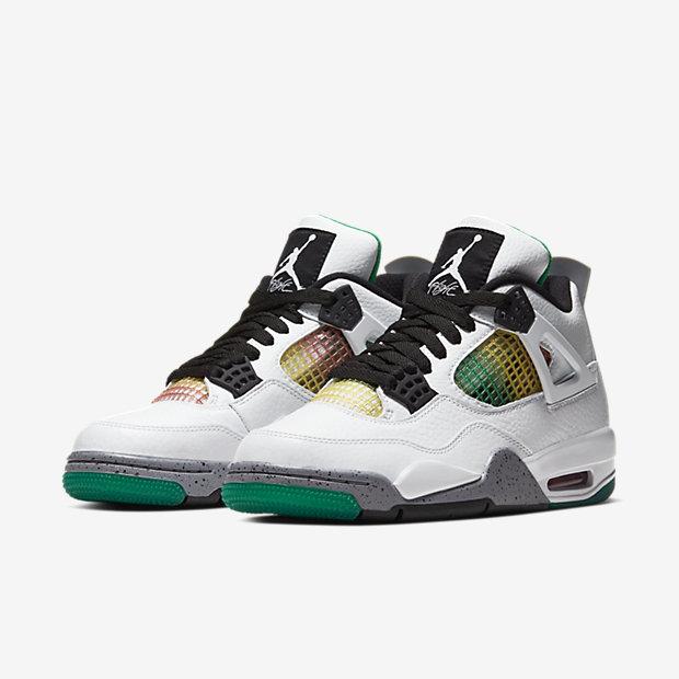 Air Jordan 4 Lucid Green (ウィメンズ) [4]