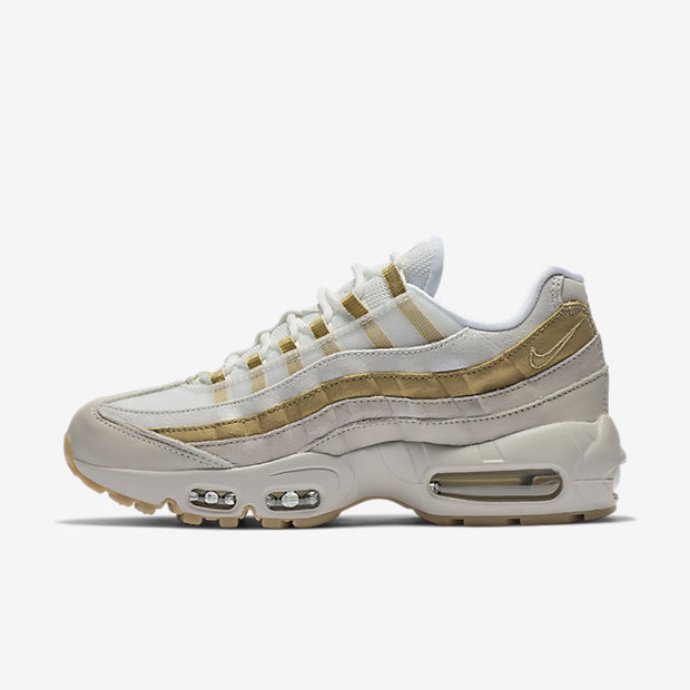 Air Max 95 Desert Sand Metallic Gold (ウィメンズ)