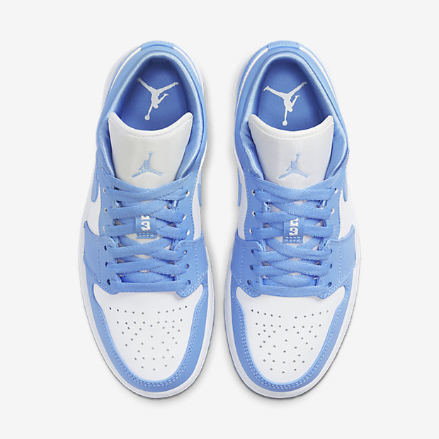 Air Jordan 1 Low University Blue (ウィメンズ) [3]