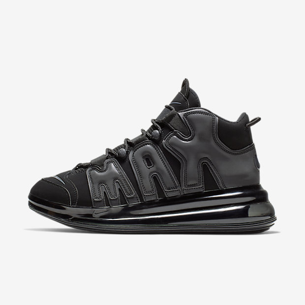 Air More Uptempo 720 Black(モアテン) [1]