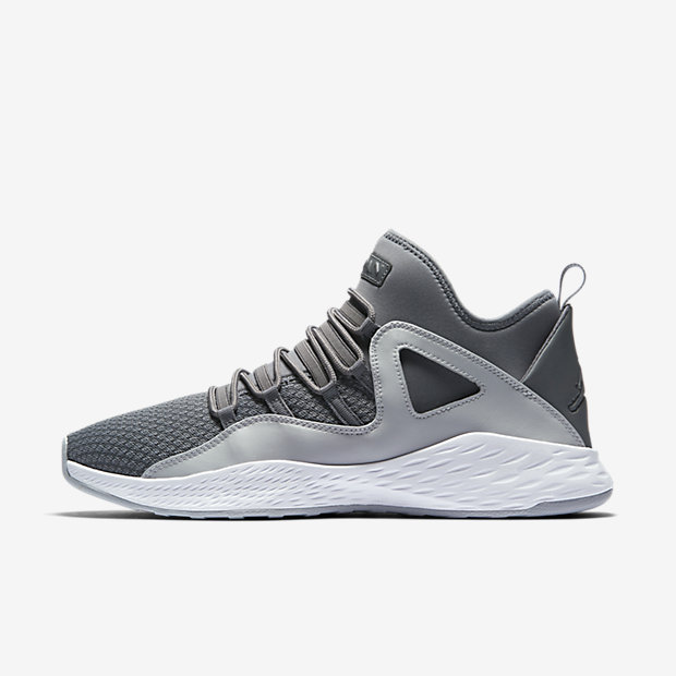 Air Jordan Formula 23 Cool Grey