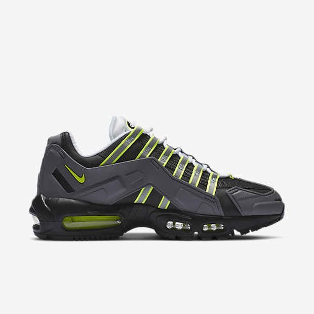 Air Max 95 NDSTRKT Neon Yellow [2]