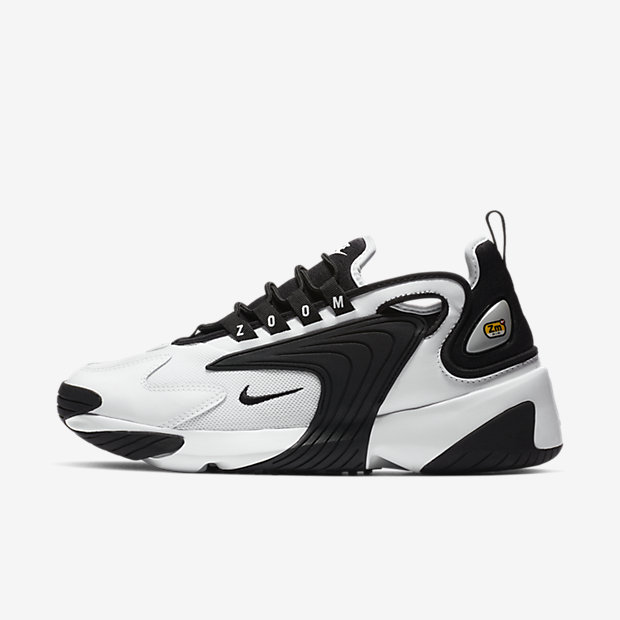 Zoom 2K White/Black (ウィメンズ)