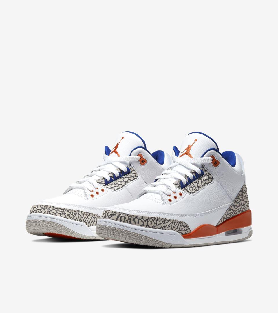 Air Jordan 3 Retro Knicks [4]