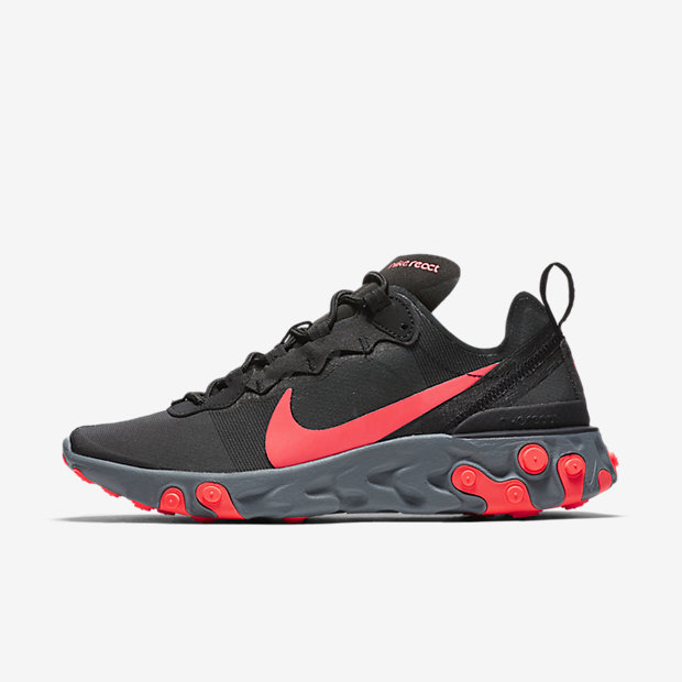 React Element 55 Black Solar Red (ウィメンズ)