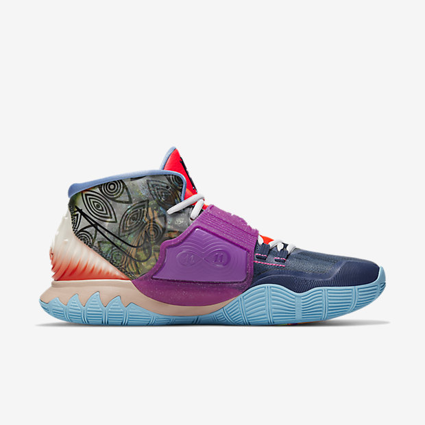 Kyrie 6 Preheat Collection Heal The World [2]