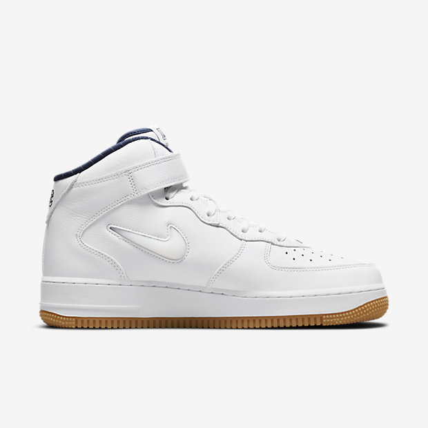 Air Force 1 Mid QS NYC White [2]