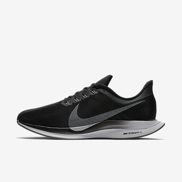 Zoom Pegasus 35 Turbo Black Vast Grey