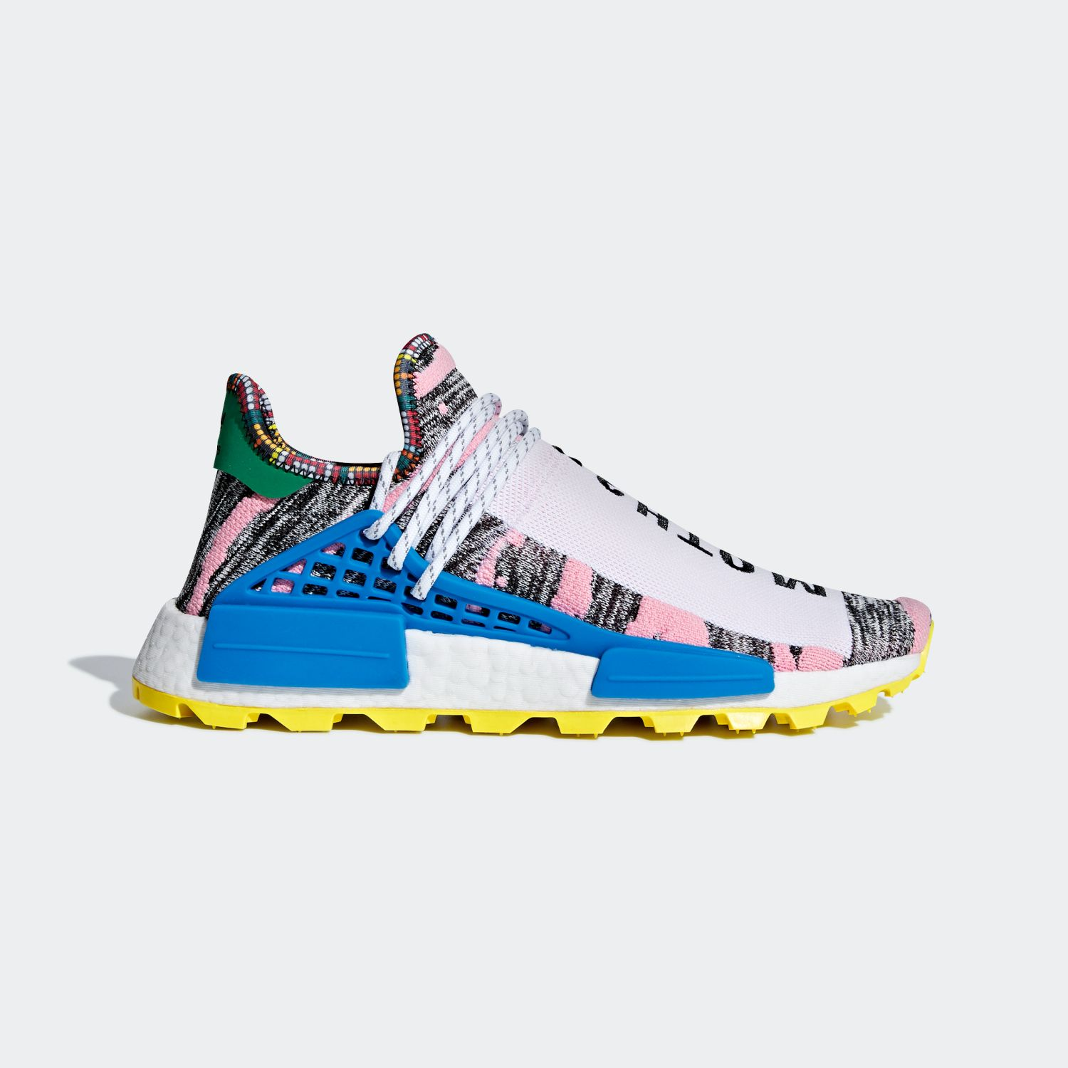 NMD Hu Pharrell Solar Pack Mother [1]