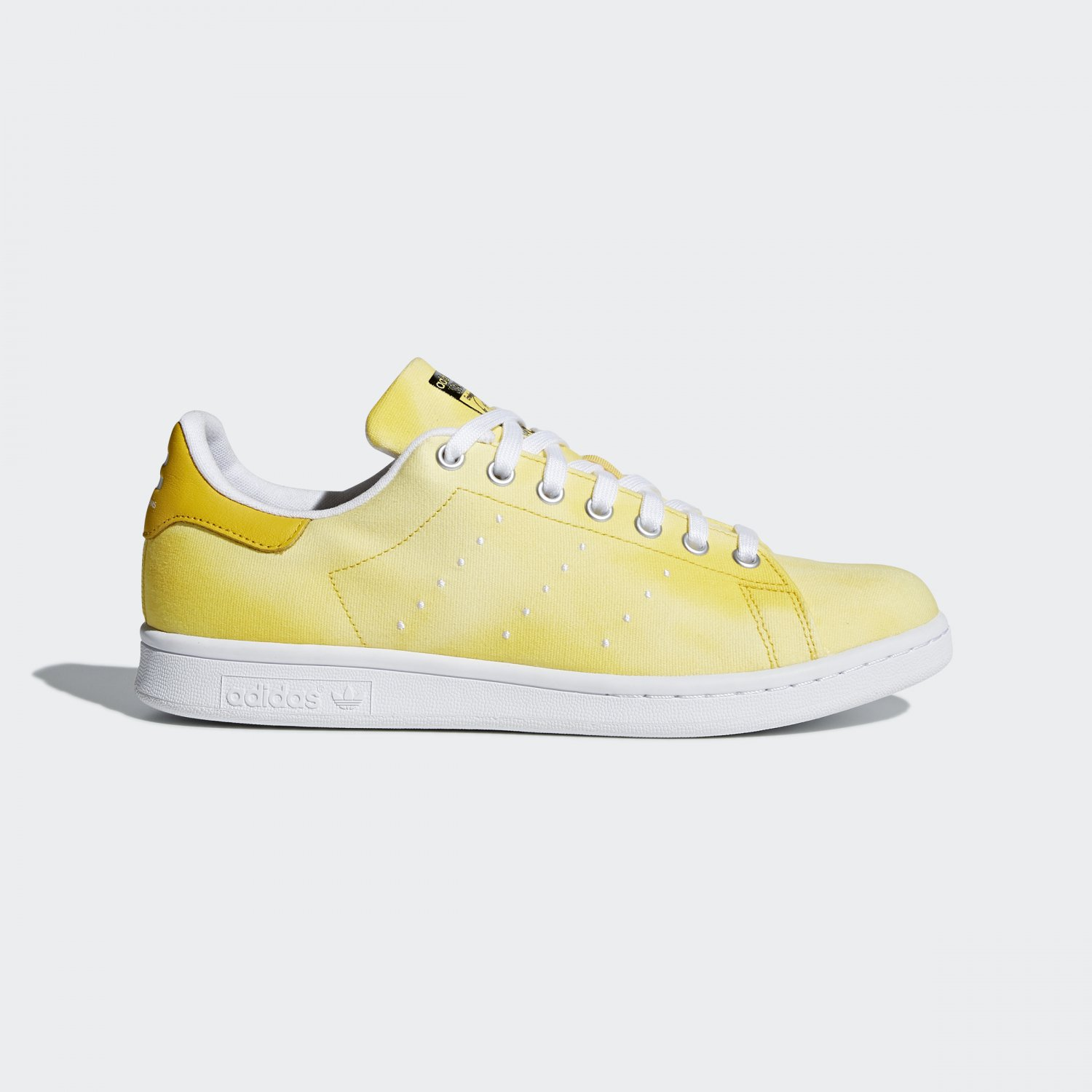 Stan Smith Pharrell Holi Yellow