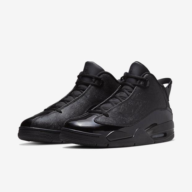 Jordan Dub Zero Triple Black [4]