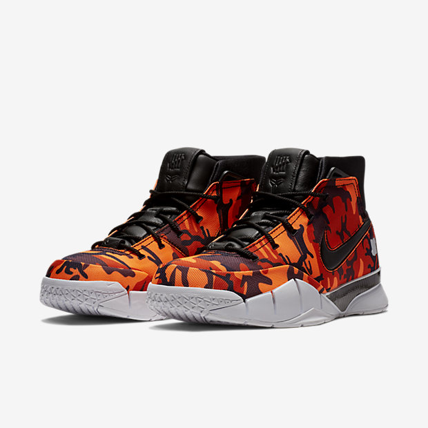 Kobe 1 Protro Undefeated Orange Camo (Phoenix) [4]