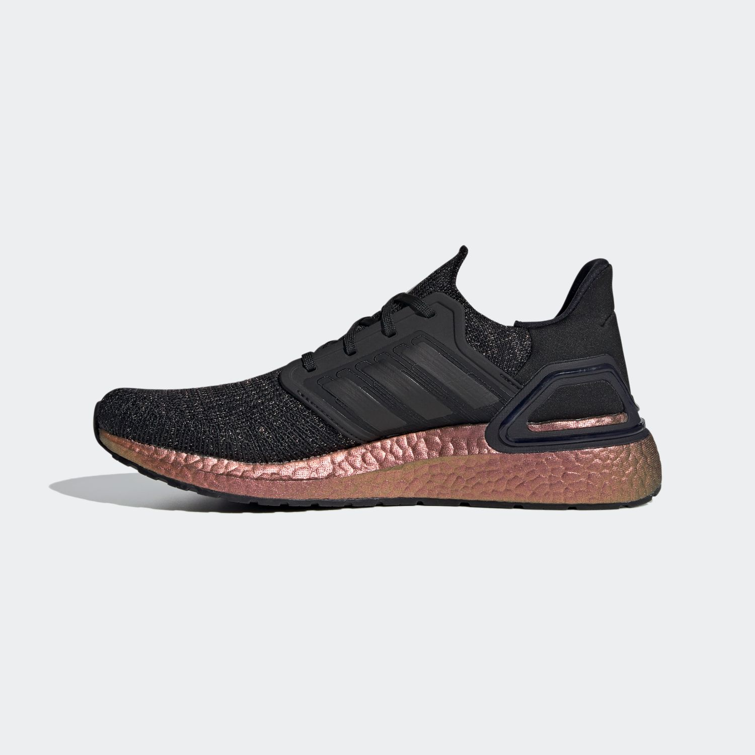 Ultra Boost 20 Black Signal Pink [2]