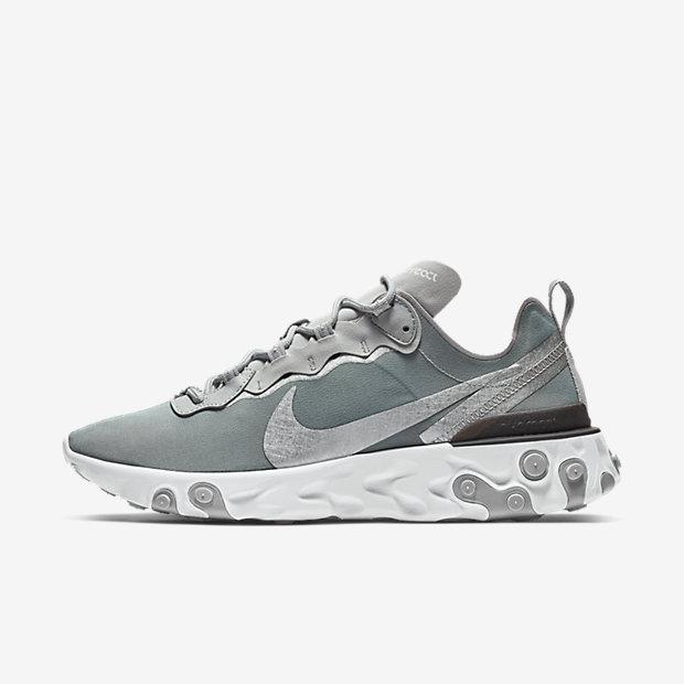 React Element 55 Silver