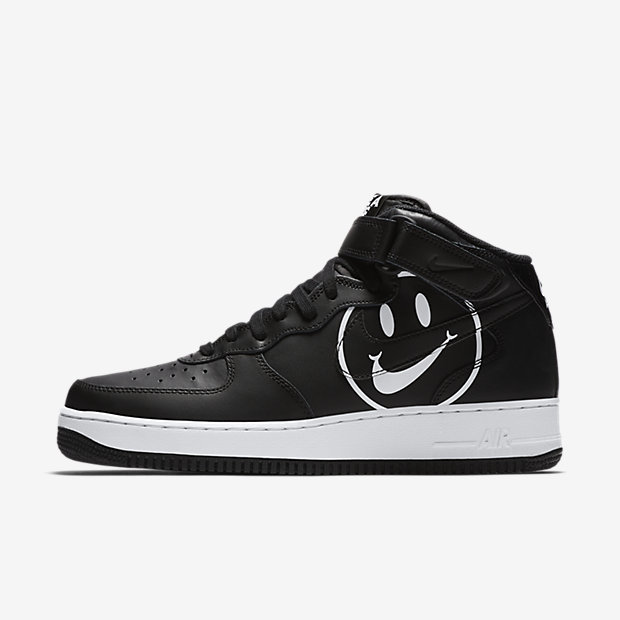 Air Force 1 Mid Have A Nike Day Black