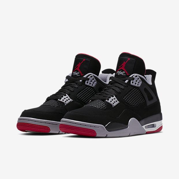 Air Jordan 4 Retro Bred (2019) [4]