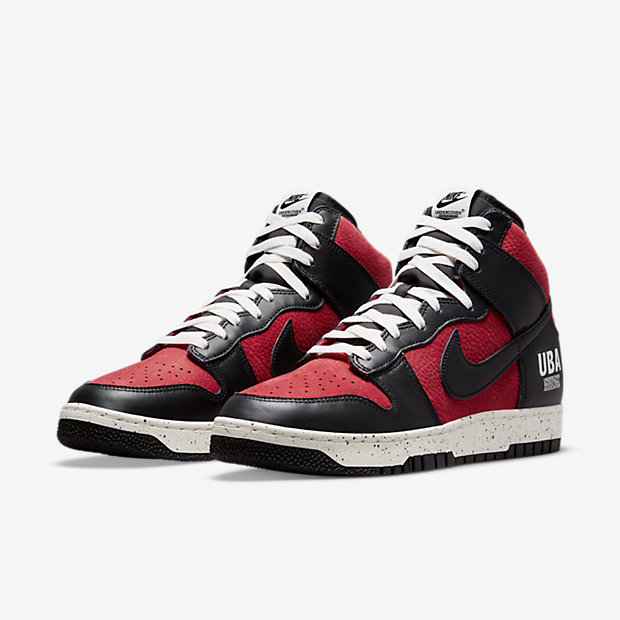 Dunk High 1985 UNDERCOVER Gym Red [4]
