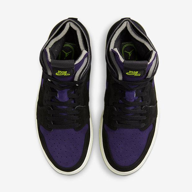 Air Jordan 1 High Zoom Plum Purple (ウィメンズ) [3]