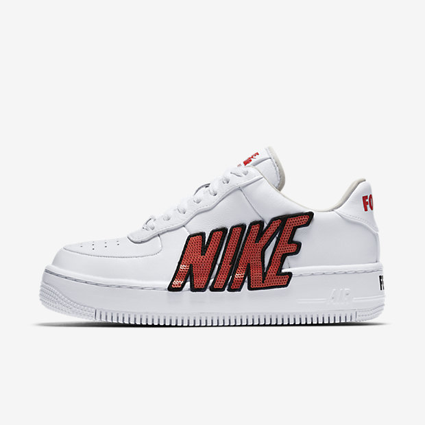 Air Force 1 Upstep LX Force Is Female White (ウィメンズ)