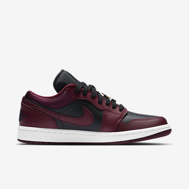 Air Jordan 1 Low Dark Beetroot (ウィメンズ) [2]