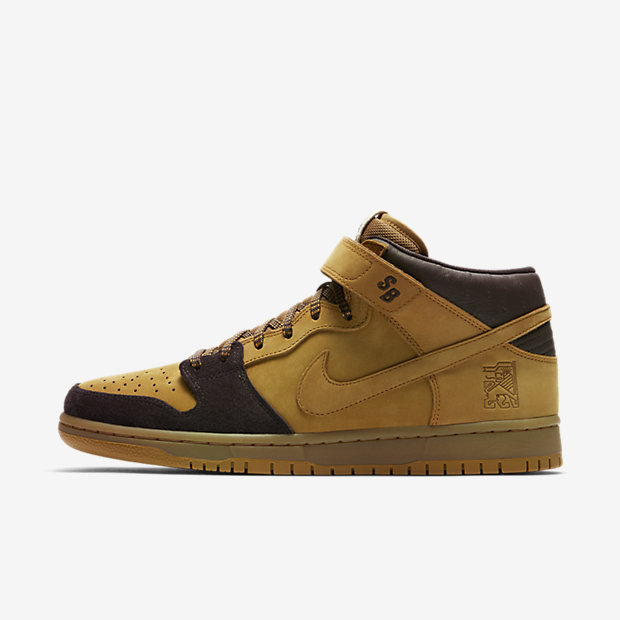 SB Dunk Mid Lewis Marnell