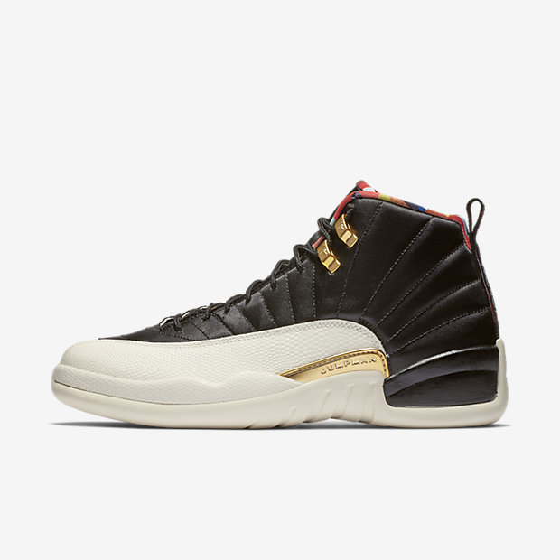 Air Jordan 12 Retro Chinese New Year (2019)
